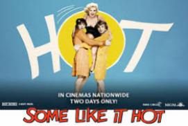 Tcm: Some Like It Hot 2017
