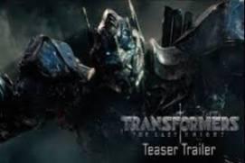 Transformers: The Last Knight 2017